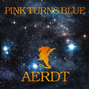 CD Cover - Aerdt - PINK TURNS BLUE