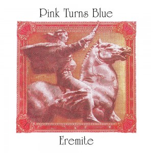CD Cover - Eremite - PINK TURNS BLUE