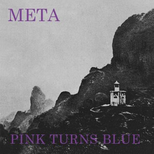CD Cover - Meta - PINK TURNS BLUE