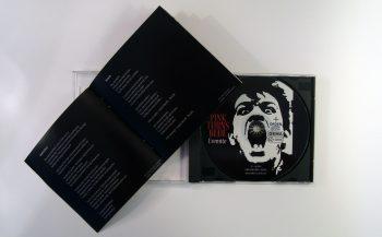 PINK TURNS BLUE - EREMITE - CD album - booklet - lyrics