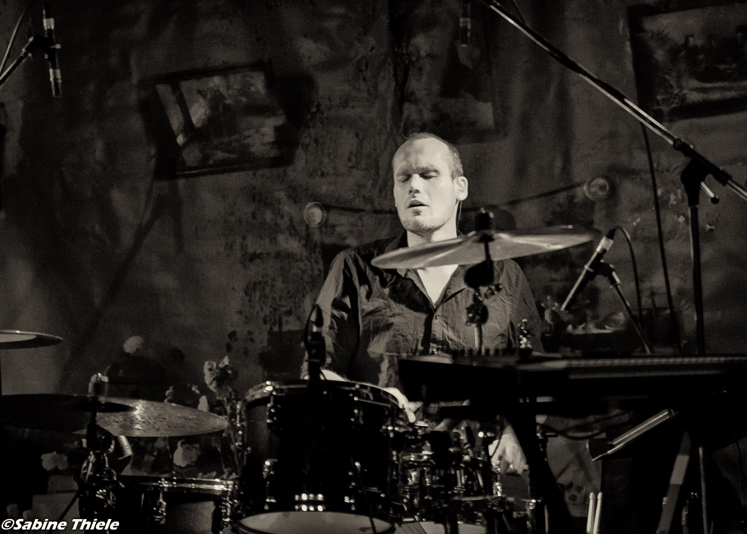 Paul Richter 2016 - Feierwerk, Munich (photo: Sabine Thiele)