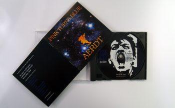 PINK TURNS BLUE - AERDT - CD album - booklet
