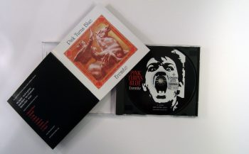 PINK TURNS BLUE - EREMITE - CD album - booklet