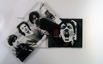 PINK TURNS BLUE - EREMITE - CD album - booklet- photo of the band