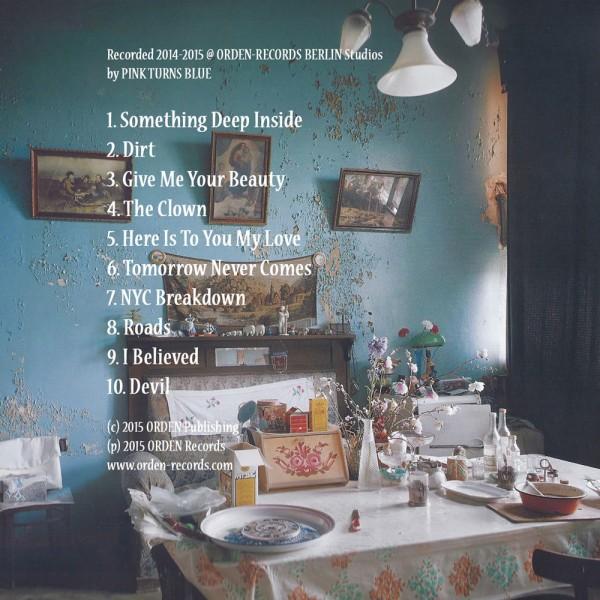 PINK TURNS BLUE - The AERDT - Untold Stories BACK